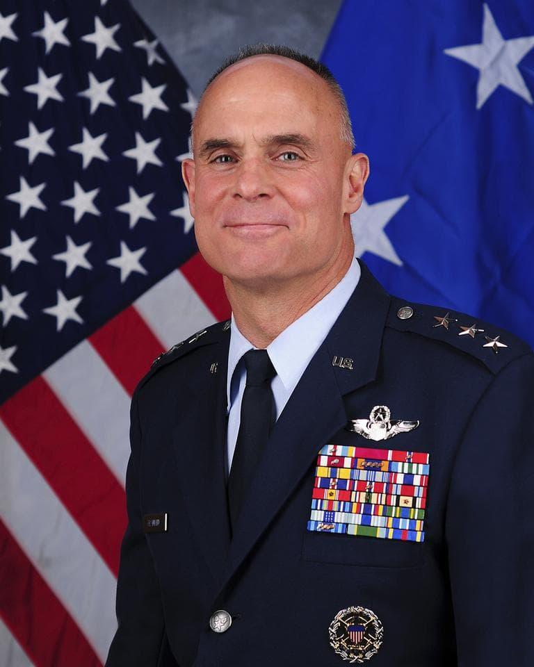 Lt. Gen. Craig Franklin dismissed charges against a lieutenant colonel convicted of sexual assault. (U.S. Air Force/AP)