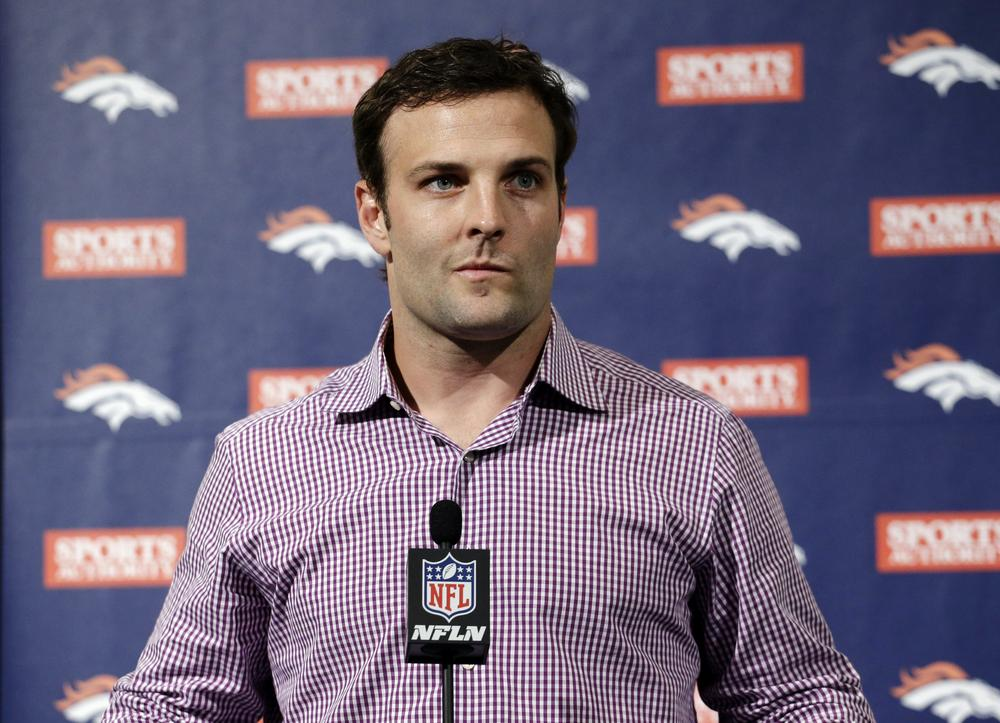 After six seasons with the Patriots, Wes Welker signed a two-year deal with the Denver Broncos. (Ed Andrieski/AP)