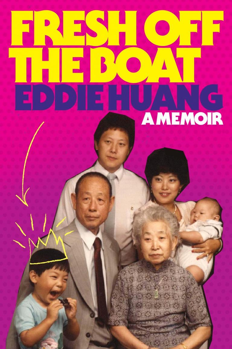 Eddie Huang book cover