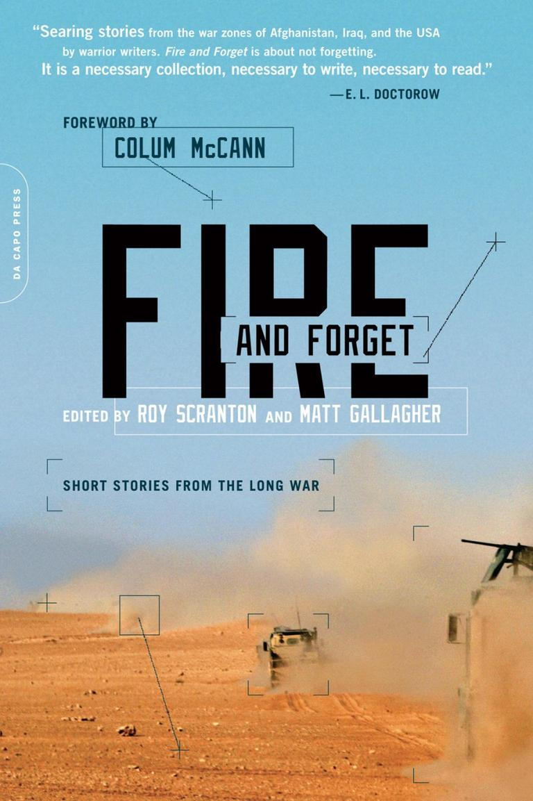 Fire and Forget book cover