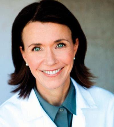"""Dr. Barbara Natterson-Horowitz is author of """"Zoobiquity."""" (Joanna Brooks)"""