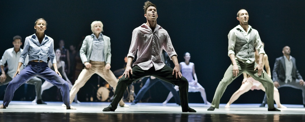 "Danish Dance Theatre performs ""Love Songs."" (Bjarke Orsted)"