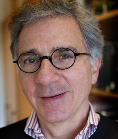 Stem cell scientist Doug Melton began searching for a cure for diabetes  after his infant son was diagnosed with the disease. (Photo: Jesse Costa, WBUR)