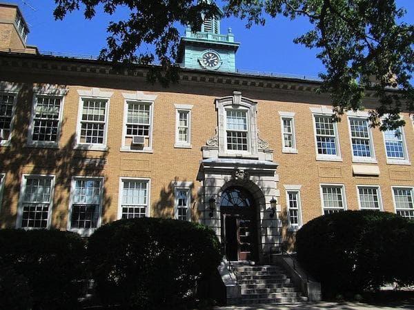 Brookline's Edward Devotion school (John Phelan/Wikimedia Commons)