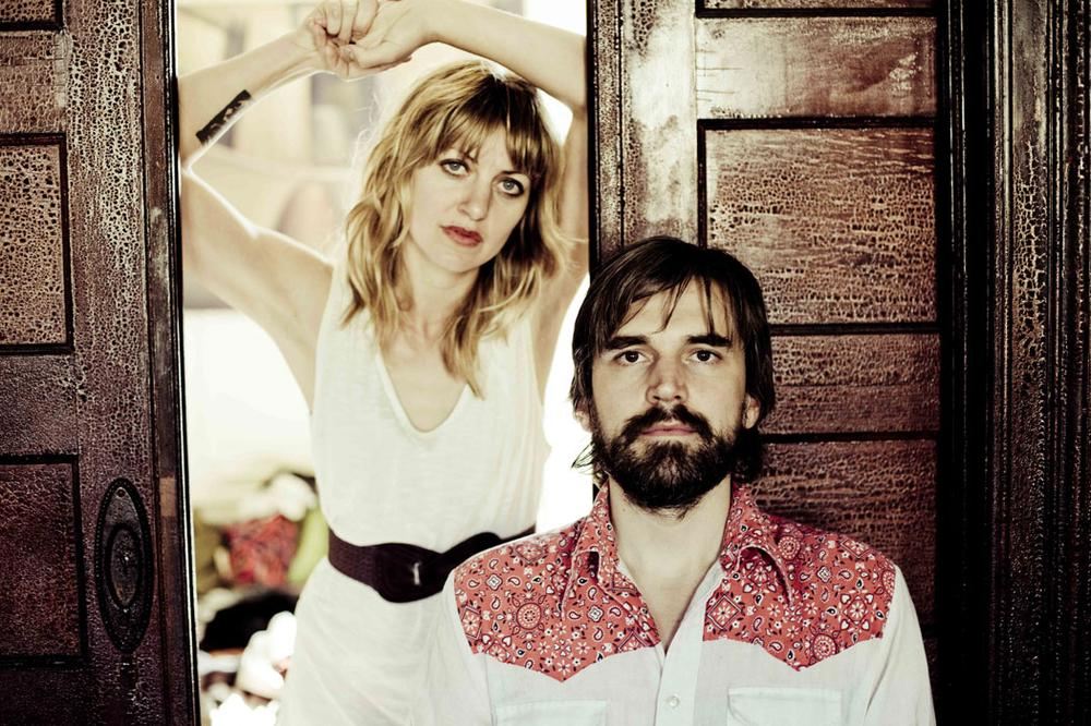 Anaïs Mitchell and Jefferson Hamer (Jay Sansone/Courtesy Mitchell and Hamer)