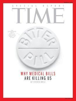 "Time's ""Bitter Pill' cover"