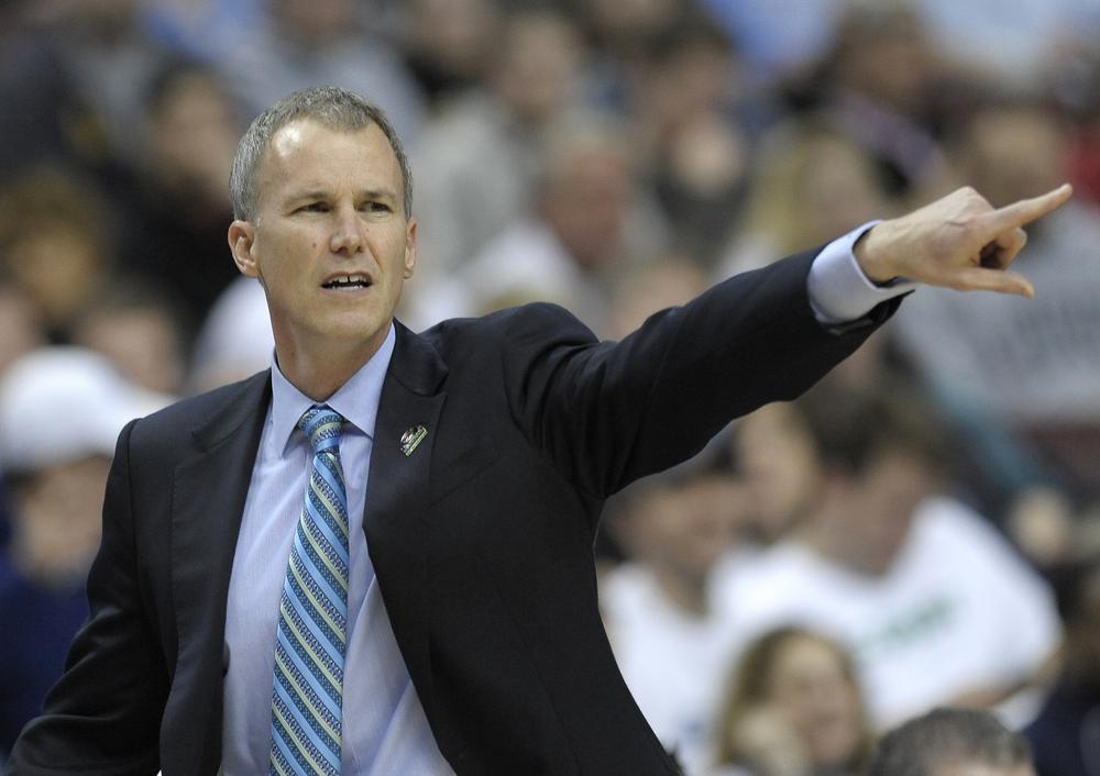 After coaching 15th-seeded FGCU to the Sweet Sixteen, Andy Enfield was hired by USC. (Michael Perez/AP)