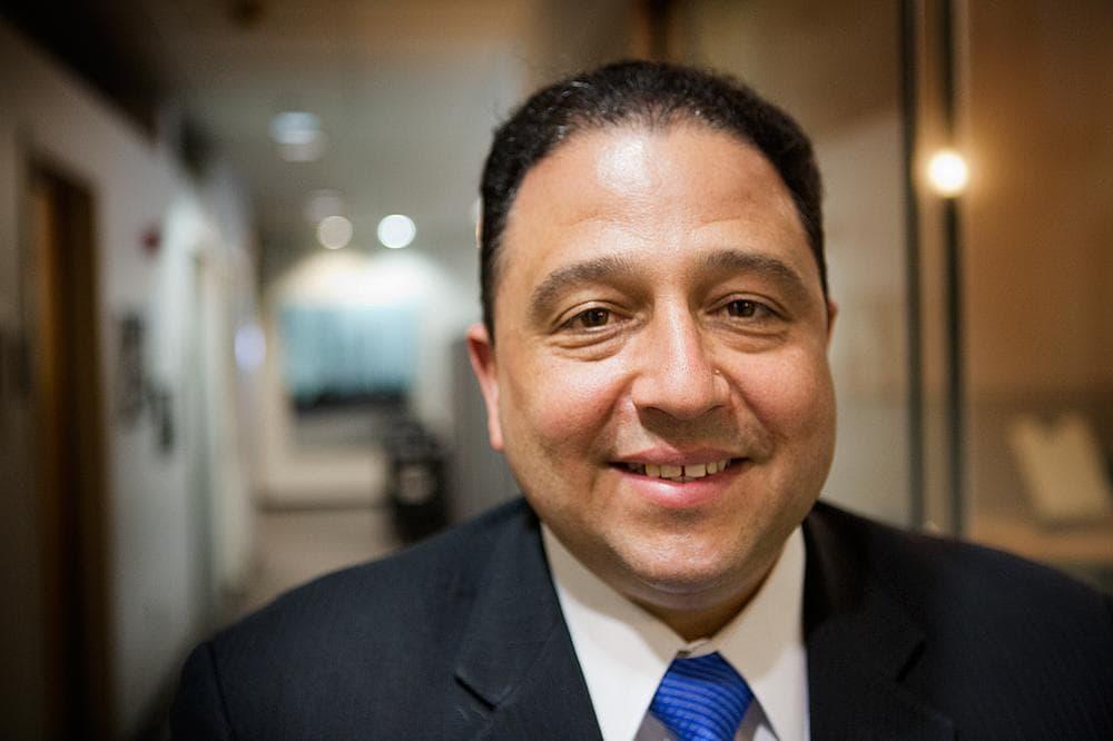 City Councilor Rob Consalvo (Jesse Costa/WBUR)