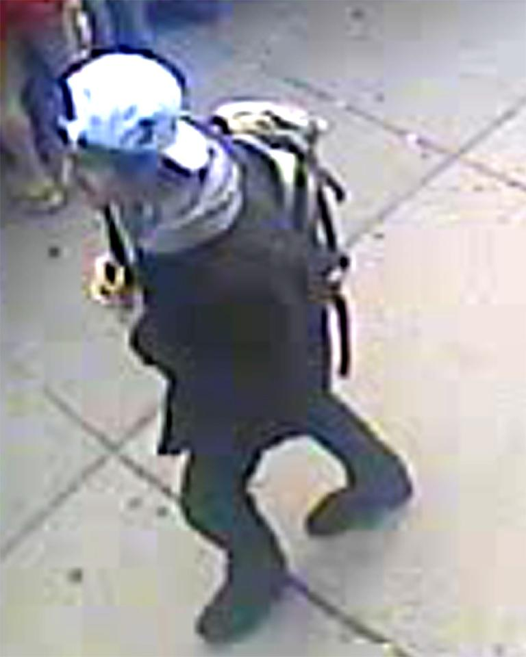 "A photo of ""Suspect 2"" released Thursday evening by the FBI. The suspect has since been identified as Dzhokhar Tsarnaev. (FBI)"