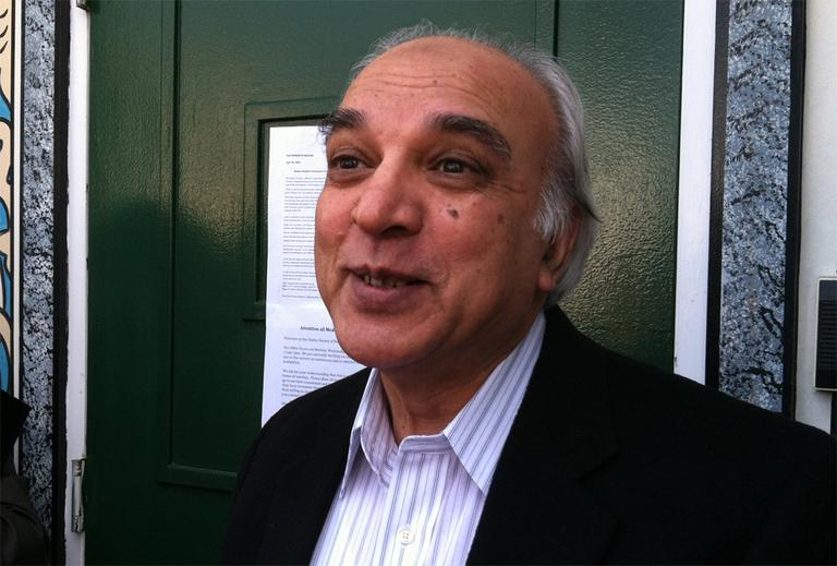 At Cambridge Mosque, People Remember Outburst By Tamarlan ...