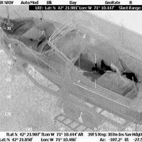 This Friday, April 19, 2013 image made available by the Massachusetts State Police shows 19-year-old Boston Marathon bombing suspect, Dzhokhar Tsarnaev, hiding inside a boat during a search for him in Watertown, Mass. (Massachusetts State Police/AP)