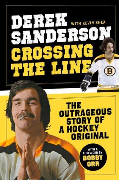 Derek Sanderson book