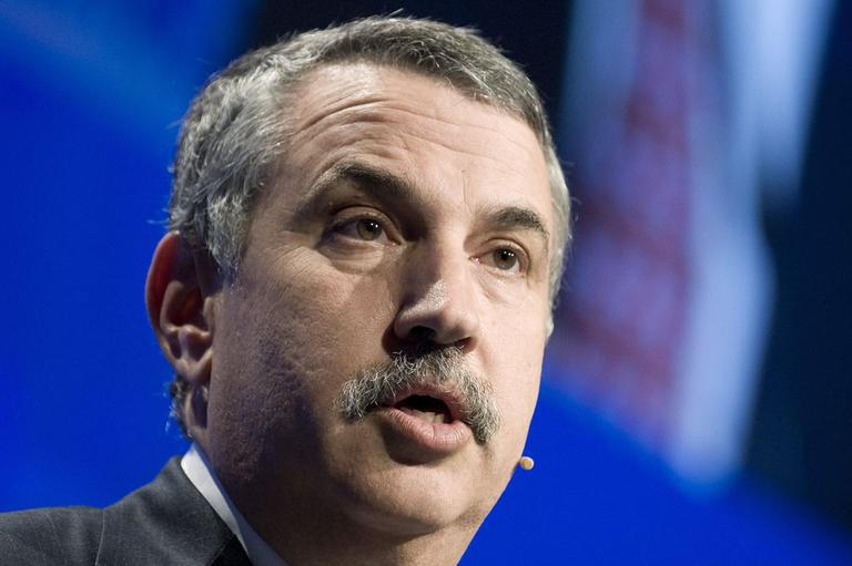 Thomas Friedman in 2009. (AP)