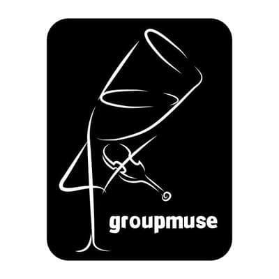 Groupmuse logo. (Courtesy, Groupmuse)