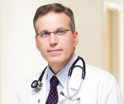 Dr. Lee Schwamm (Courtesy MGH)