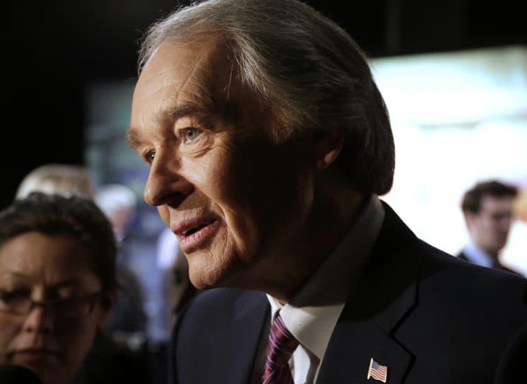 Rep. Edward Markey (Steven Senne/AP)