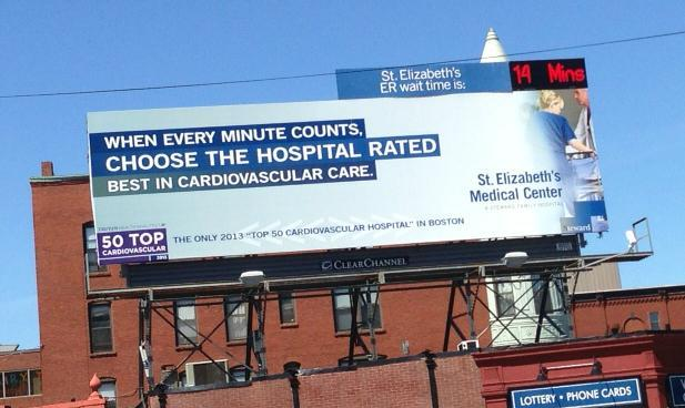 Reality Check On Those Er Wait Time Ads 19 Minutes Could Mean 90 Commonhealth