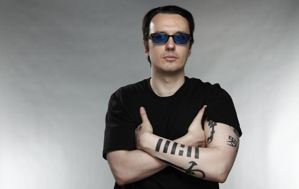 Documentary subject Damien Wayne Echols from the film West of Memphis poses for a portrait Sunday, Jan. 22, 2012. (AP)