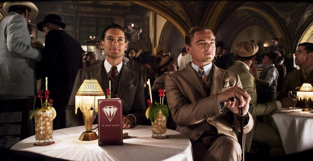 A scene from the new Great Gatsby film from Warner Bros. (Warner Brothers)