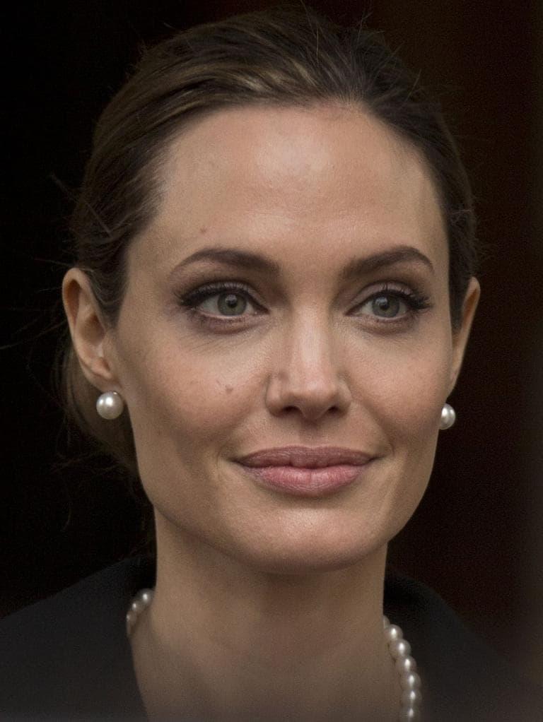 Angelina Jolie.(AP)