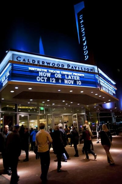 The Calderwood Pavilion at the Boston Center for the Arts. (Paul Marotta)