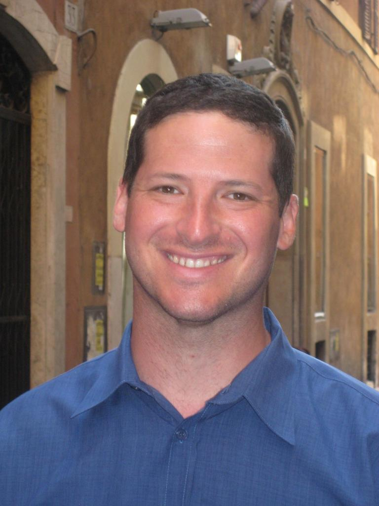 Author Josh Chetwynd. (Workman Publishing Company, Inc.)
