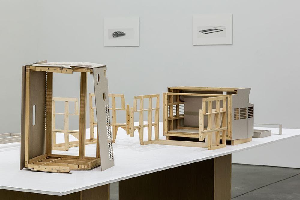 "Sarah Bapst, ""Untitled,"" 2008. (Courtesy of the ICA)"