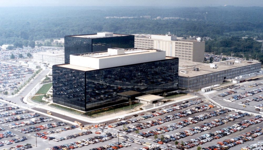 The National Security Agency headquarters in Fort Meade, Md., in an undated photo. (nsa.gov)