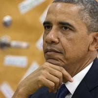 President Barack Obama is pictured Thursday, June 6, 2013, in Mooresville, N.C. (Evan Vucci/AP)