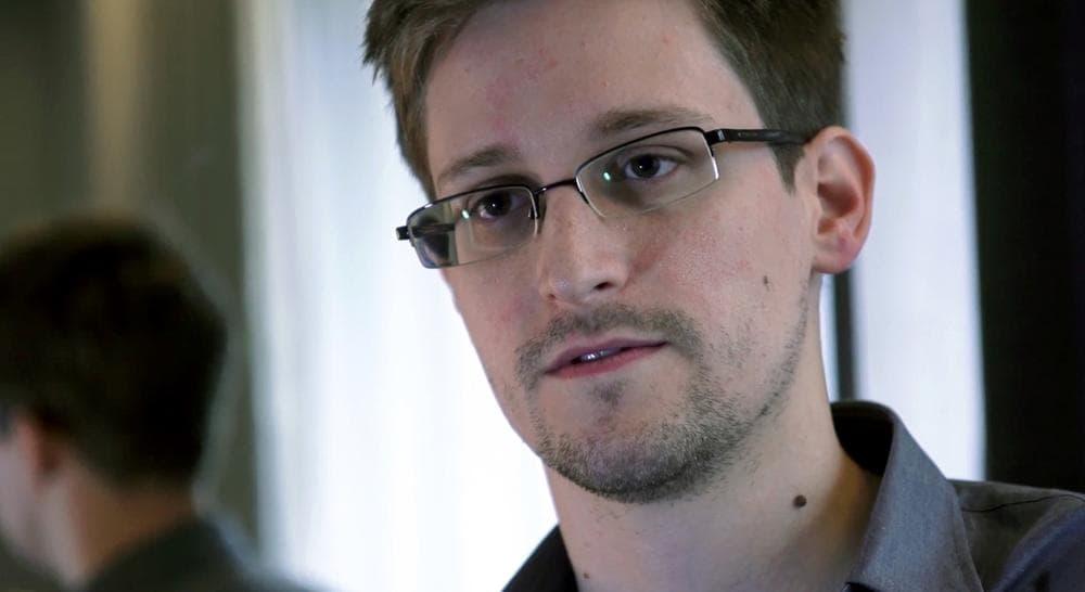 Edward Snowden. (The Guardian/AP)