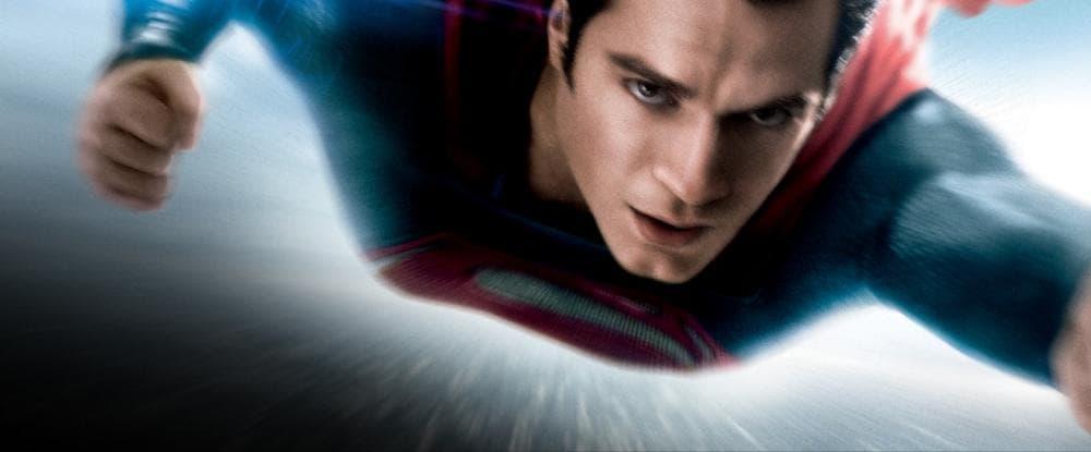 """""""Man of Steel"""" stars Henry Cavill as Superman. (Warner Bros.)"""