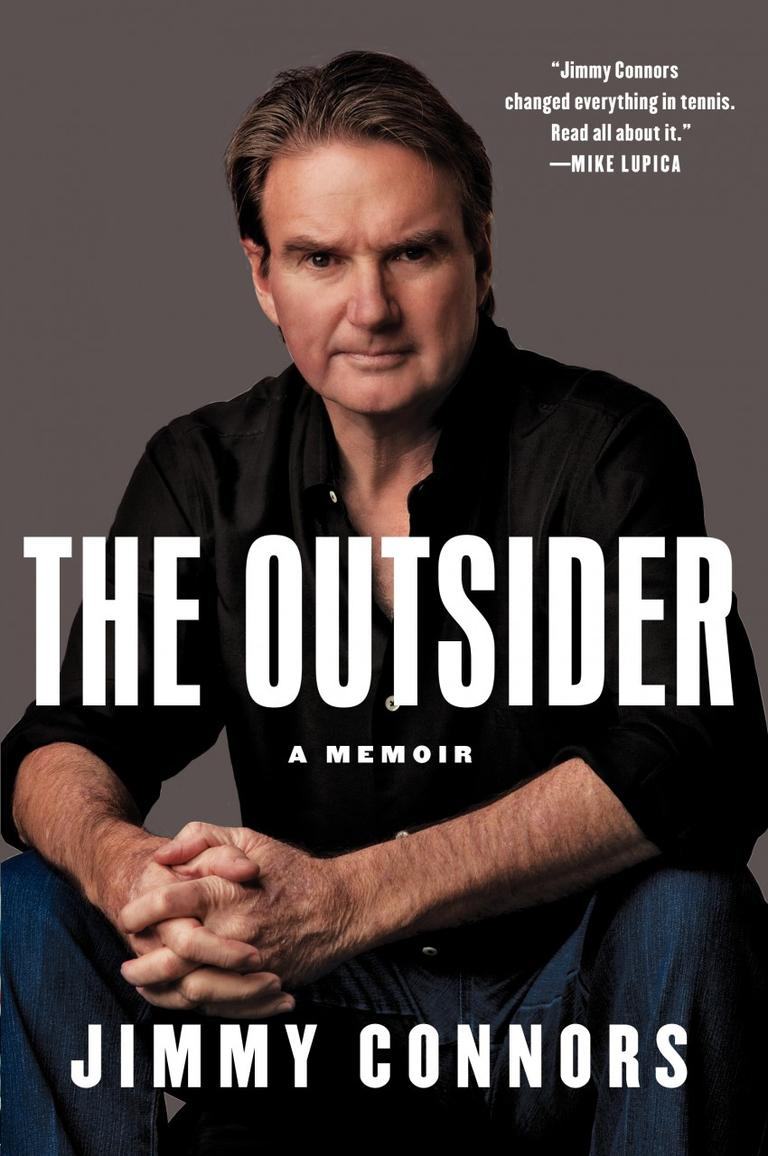 'The Outsider' by Jimmy Connors