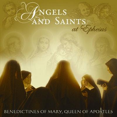 """Angels and Saints at Ephesus"""
