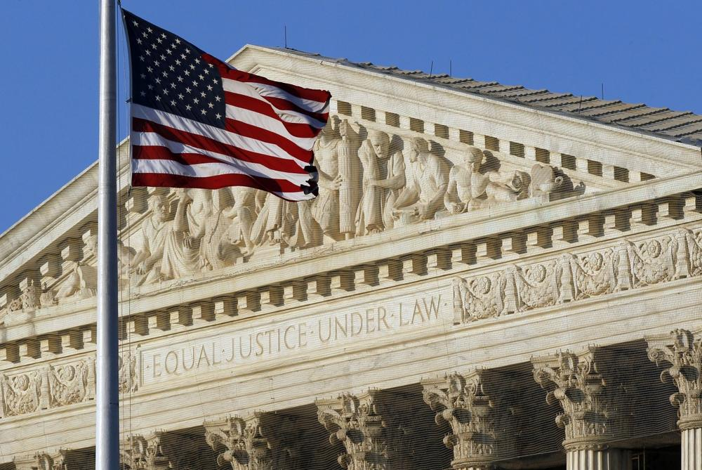 The Supreme Court ruled today that the building blocks of life are not eligible for patent (Alex Brandon/AP)