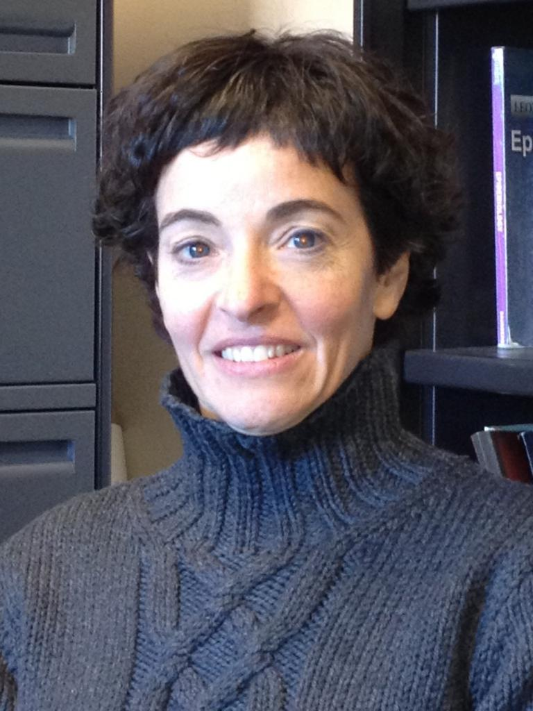 Dr. Fran Grodstein of Brigham and Women's Hospital (Courtesy)