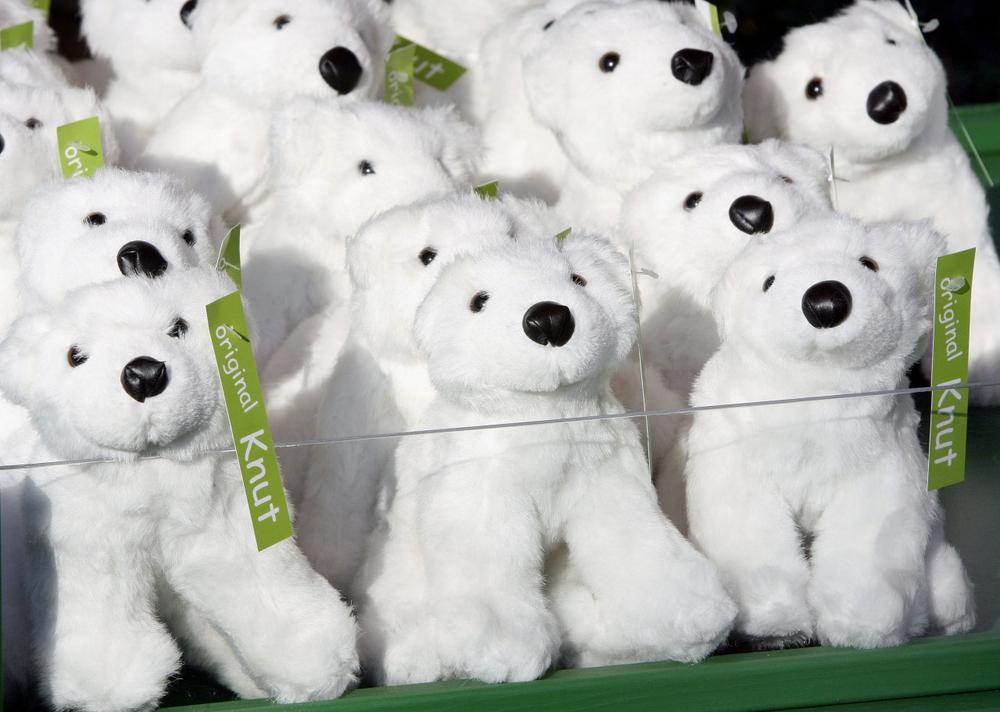 Some compete for trophies — others for stuffed animals. (Michael Sohn/AP)