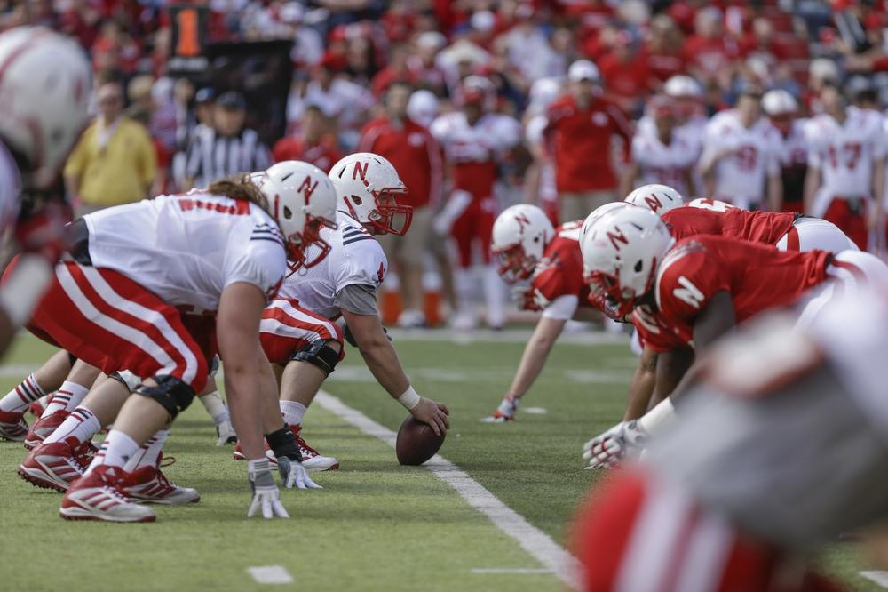 The University of Nebraska is developing a new technology that should detect concussions faster. (Nati Harnik/AP)