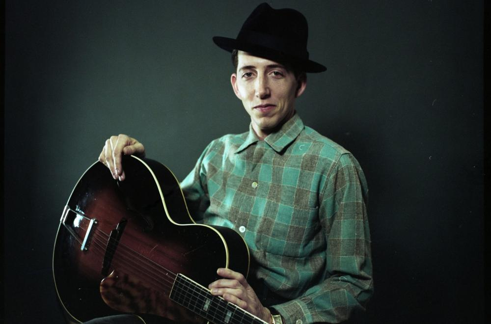 Musician and songwriter Pokey LaFarge is based in St. Louis, Missouri. (Joshua Black Wilkins)