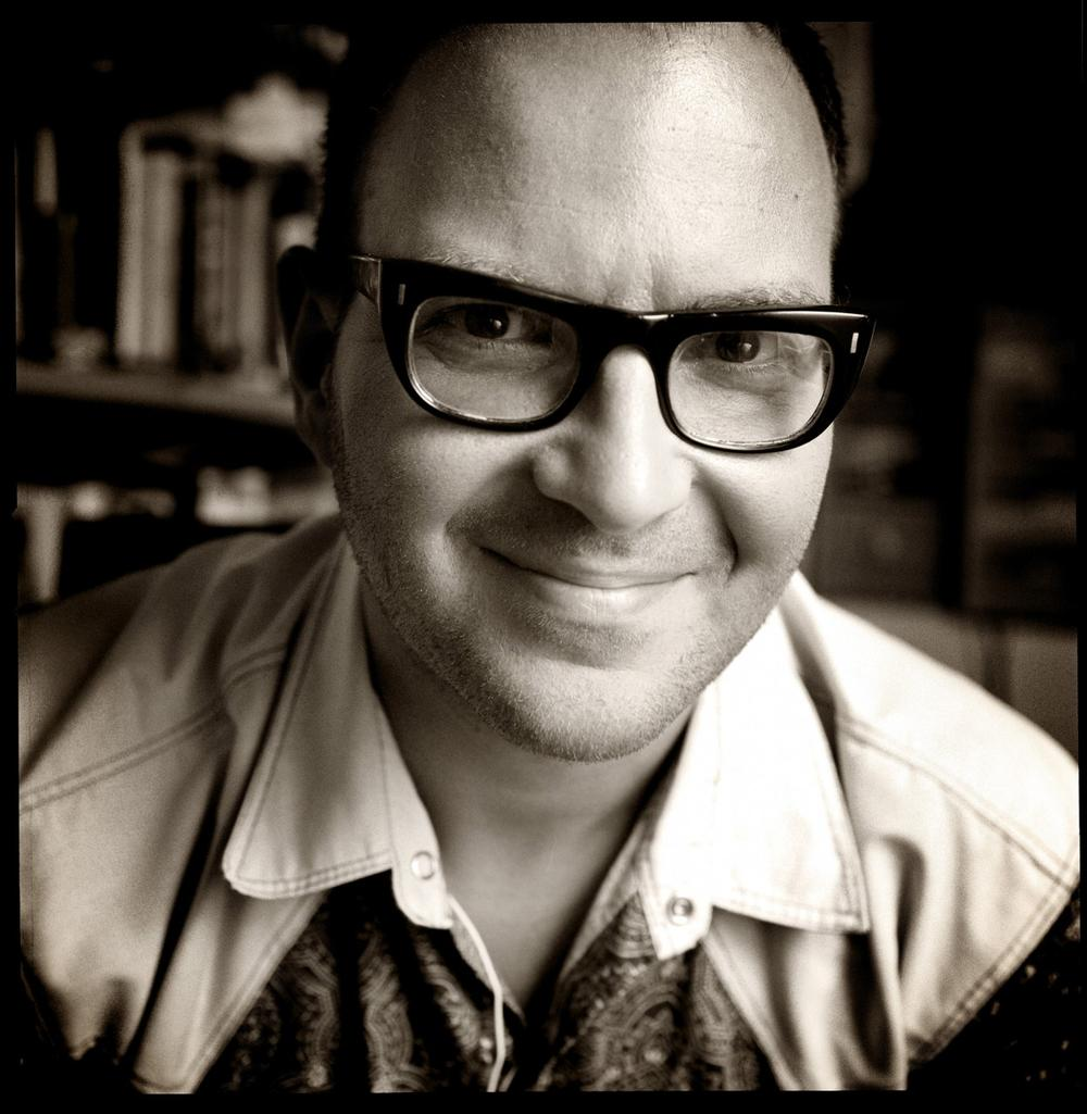 """Cory Doctorow's latest book for young adults is """"Homeland."""" (<a href=""""http://jonathanworth.com/"""" target=""""_blank"""">Jonathan Worth</a>)"""