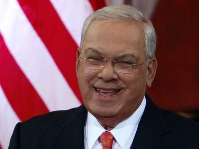 Boston Mayor Thomas Menino announced in March he won't seek a sixth term. (Bill Sikes/AP)