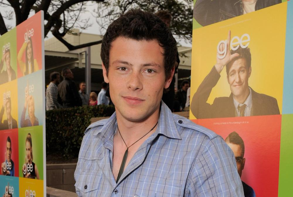 "Cory Monteith at the Los Angeles premiere of ""Glee"" on May 11, 2009, in Santa Monica, Calif. (Todd Williamson/Invision via AP)"
