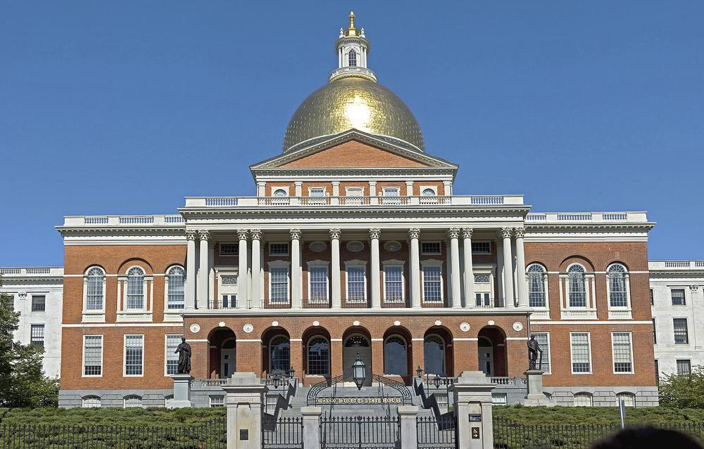 Pictured is the Massachusetts State House, where some lawmakers are calling for welfare reform to address controversies over welfare fraud. (Wikimedia Commons)