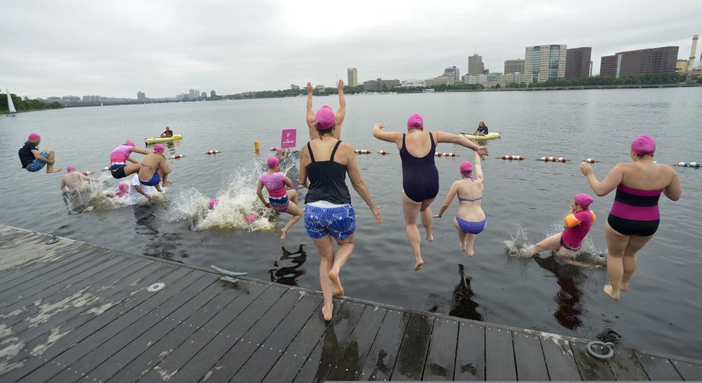 I Love That Dirty Water: Swimming The Charles River | Cognoscenti