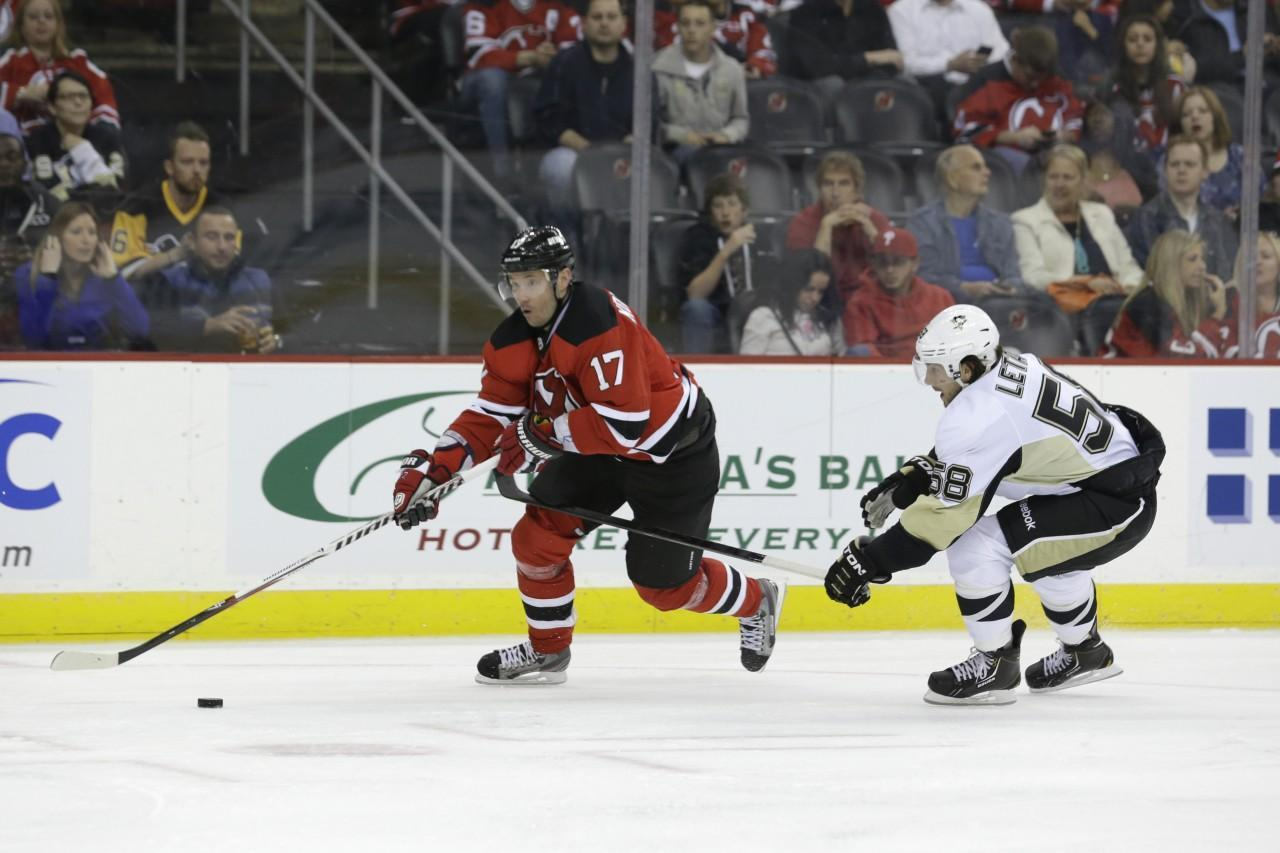 Ilya Kovalchuk (17) left the New Jersey Devils to play in his native Russia fbf874e5f