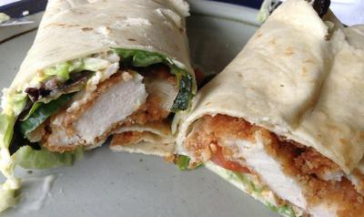 A crispy chicken and ranch McWrap. (theimpulsivebuy/Flickr)
