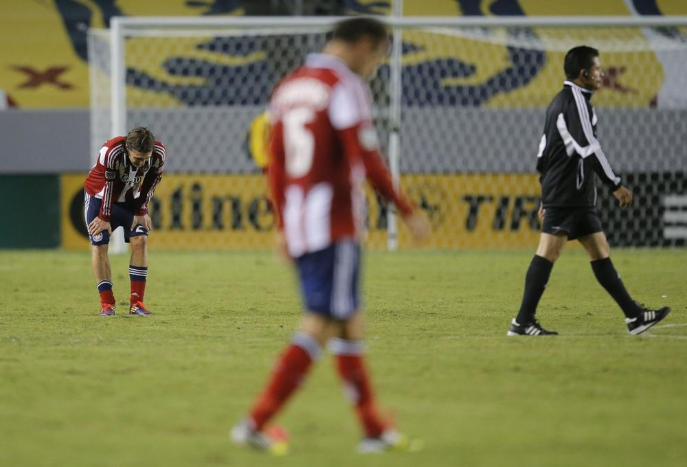 Chivas USA has struggled on the field and also has problems of off it. Two former coaches are suing the club for racial discrimination. (Jae C. Hong/AP)
