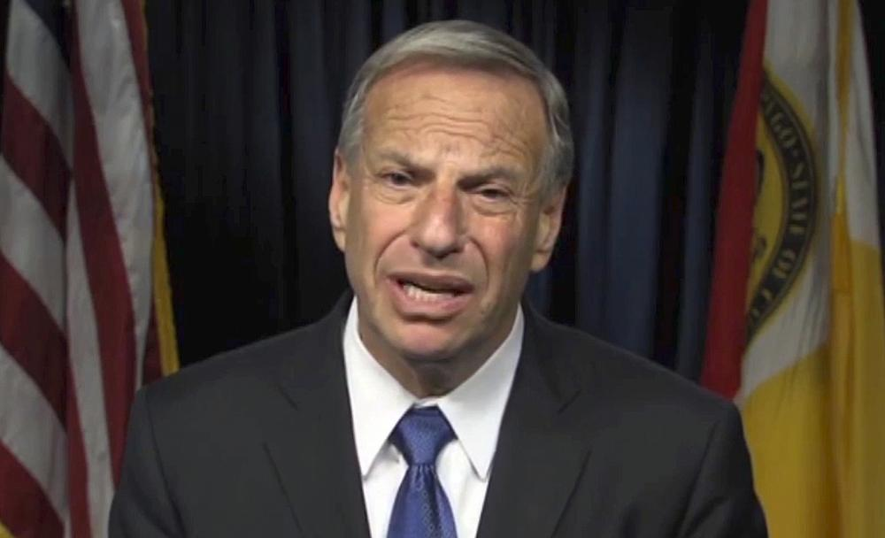 San Diego Mayor Bob Filner apologizes for his behavior in this frame from a video produced by the city of San Diego Thursday, July 11, 2013. (City of San Diego via AP)