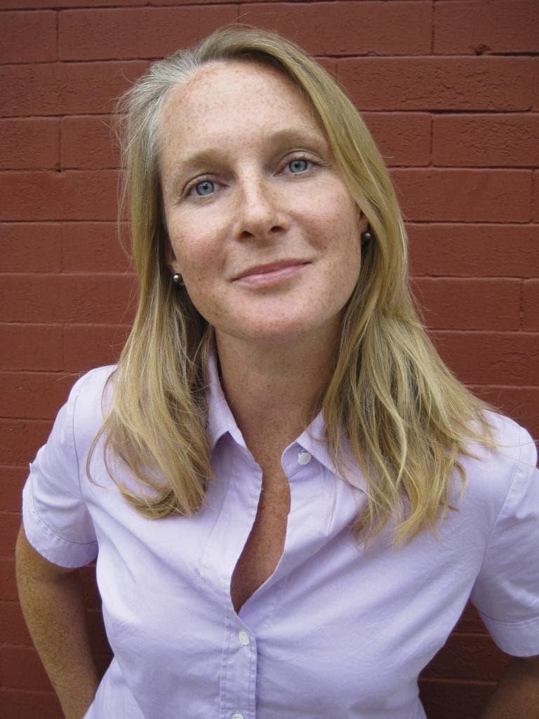 "Piper Kerman is author of the memoir ""Orange Is the New Black."" (Sam Zalutsky)"