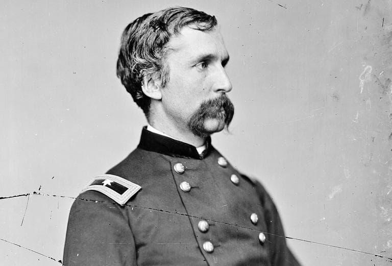 Gen. Joshua Lawrence Chamberlain (National Archives)