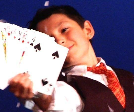 "Jonah Conlin in ""Magic Camp"""
